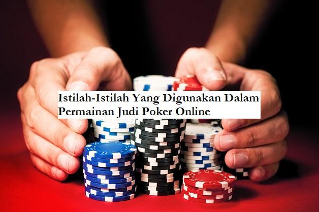 istilah situs judi poker online